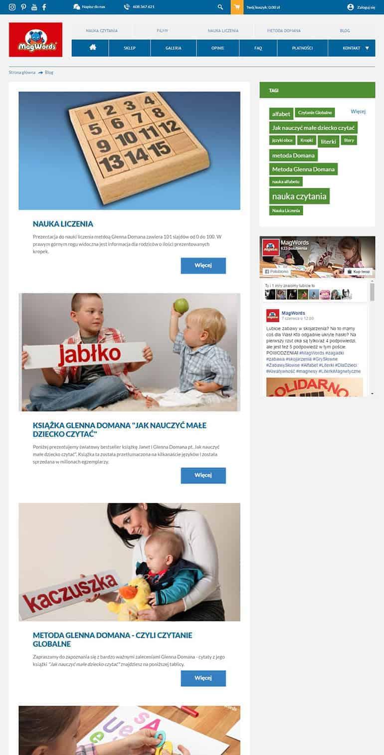 Blog magwords.pl