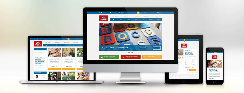 responsywny sklep internetowy magwords-pl